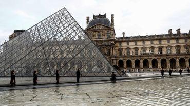 Le Louvre a reçu l'an dernier 9,6 millions de visiteurs, légèrement en-deçà du record de 2018 (10,2 millions).