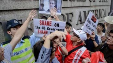 Des cinéastes de Hong Kong sortent le premier film sur l'affaire Snowden