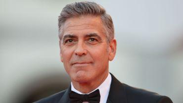 """George Clooney produira la série """"The Studio"""", revenue à Showtime"""