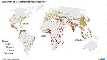 Les experts mettent en garde contre la perte de croissance économique du continent liée au réchauffement de la planète