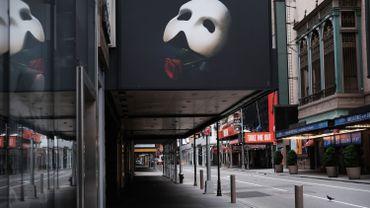 Pas de date de réouverture pour Broadway avant le mois de septembre