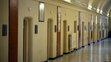 Dans les couloirs d'une prison