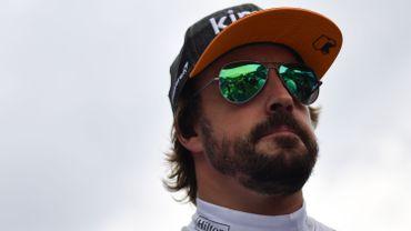 """Fernando Alonso après ses essais en Indycar: """"Une journée positive"""""""