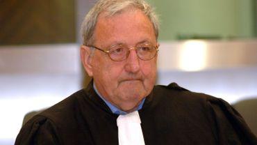 Décès de l'avocat bruxellois Michel Graindorge