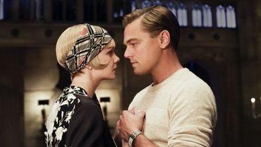 Carey Mulligan et Leonardo DiCaprio incarnent Daisy Buchanan et Jay Gatsby dans la superproduction de Baz Luhrmann