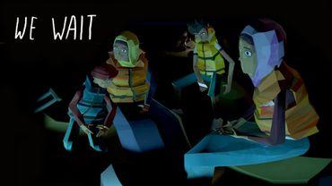 """""""We Wait VR"""" : un voyage avec des réfugiés syriens"""