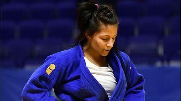 Anne-Sophie Jura (-48kg) battue dès son premier combat à Osaka