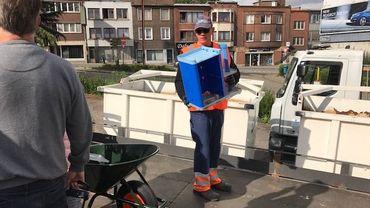 Marchienne-au-Pont : recyparc mobile pour contrer les dépôts clandestins