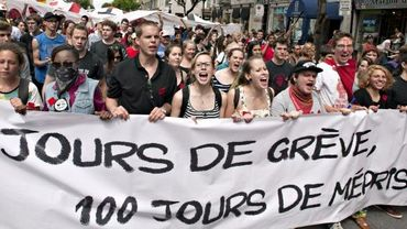 Manifestations à Montréal