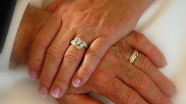 Les Belges se marient et se divorcent moins