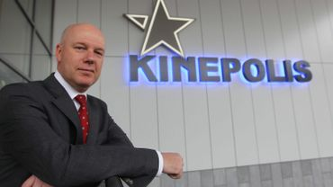 Eddy Dequenne, administrateur délégué du groupe Kinepolis.