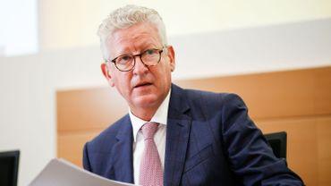 Formation fédérale: Pieter De Crem hypothèque le redémarrage des négociations de la Vivaldi (PRESS)