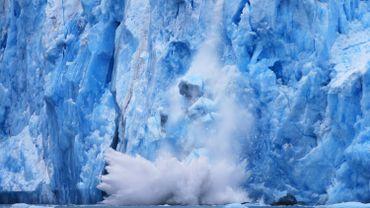 Le Groenland a perdu 600 milliards de tonnes de glace en deux mois