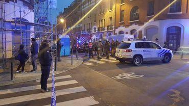 Une maman est décédée, au cours de l'incendie , après avoir sauté du troisième étage.