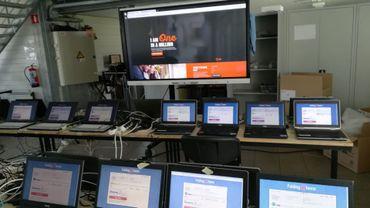 l'Eurospace Center de Transinne actif contre le coronavirus mais contrait de reporter sa réouverture