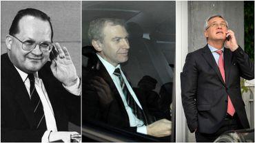 Trois formateurs, Dehaene en 1988, Leterme en 2007 et Peeters en 2014... Trois formateurs qui ne deviendront pas Premier ministre, du moins, pas cette fois-là.