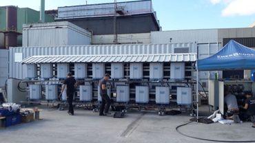 L'entreprise sérésienne CMI se lance dans le stockage d'énergie