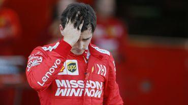 Charles Leclerc et les autres pilotes de F1 toujours dans l'incertitude. Le calendrier de la saison est un fameux casse-tête !