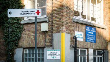CHU Saint-Pierre : en unité Covid, 1 membre du personnel sur 8 infecté