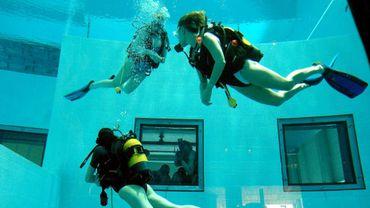Les lieux de silence à Bruxelles (1/5): dans les profondeurs de la piscine Nemo 33