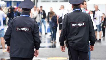 Un homme armé d'un couteau abattu par la police en Russie, 7 blessés