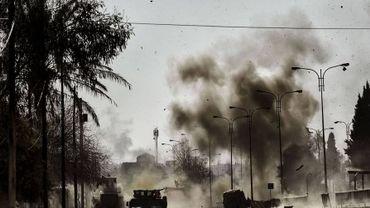 Qui a tué 200 civils dans la ville irakienne de Mossoul ?