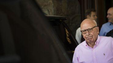 Coronavirus: Rupert Murdoch annonce la suspension de l'impression de 60 journaux australiens