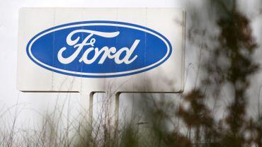Ford Genk et les sociétés sous-traitantes ont connu une journée de chômage économique lundi