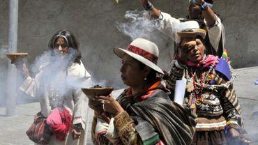 """La Bolivie a choisi les cérémonies du """"Jour de la Mer"""" pour faire part de sa décision de porter le différend transfrontalier avec le Chili devant la CIJ"""