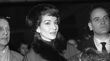 Maria Callas revient en concert à Bruxelles... sous forme d'hologrammes