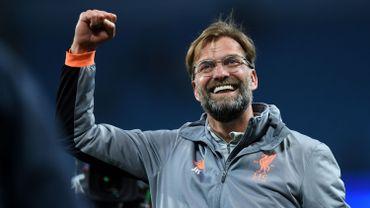 Jurgen Klopp espère atteindre la finale de la Champions League.