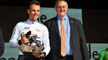 Philippe Gilbert vainqueur des Trois Jours de La Panne-Coxyde en 2017