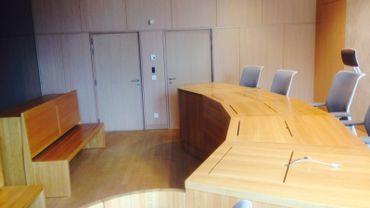 Le tribunal correctionnel de Liège a pris possession de ses nouvelles salles