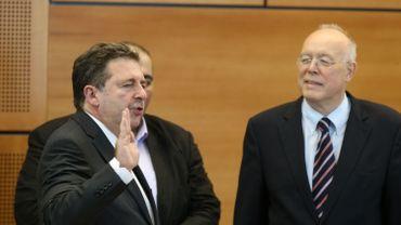 Gouvernement bruxellois: les ministres prêtent serment, voici le casting