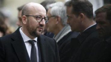 Attentats à Bruxelles: Charles Michel condamne fermement les débordements
