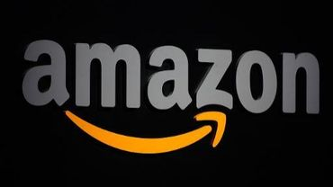 Le logo d'Amazon en conflit avec l'éditeur Hachette aux Etats-Unis