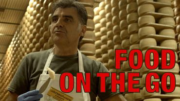 """Food on the go"" sur Netflix"