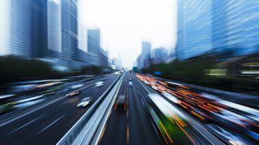 Quelques chiffres concernant la diminution du trafic en Belgique