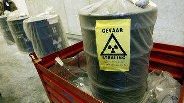 L'ONDRAF cherche de nouveaux sites d'enfouissement pour ses déchets radioactifs.