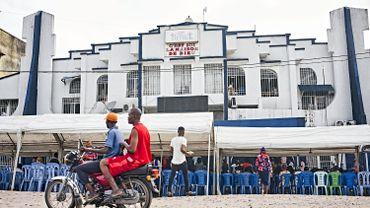 Eglise de Béthel, à Kinshasa, où prêche Moïse Mbiye