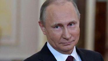 Poutine assure qu'il ne changera pas la Constitution pour s'accrocher au pouvoir