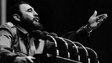 Fidel Castro dans les années 70