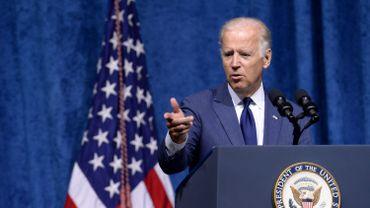 Présidentielle 2016: le vice-président d'Obama, Joe Biden, se tâte