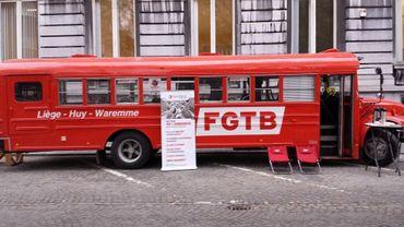 Les jeunes FGTB Liège-Huy-Waremme dénoncent le couperet des 25 ans pour le stage d'insertion