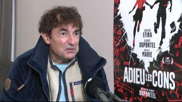 """Albert Dupontel : """"mon film n'est pas une comédie, c'est un drame rigolo"""""""