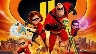 """Après le succès des super-héros de l'univers Marvel dans le dernier """"Avengers"""", Disney s'apprête à battre de nouveaux records avec le retour très attendu sur les écrans de la famille Parr, vedette du film d'animation """"Les Indestructibles 2""""."""