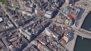 Liège: le quartier Cathédrale nord poursuit sa mutation avec une démolition problématique