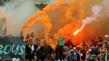 Des supporters du Raja Casablanca en décembre 2015 (photo prétexte)