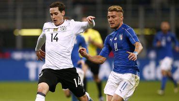 L'Italie et l'Allemagne partagent à Milan