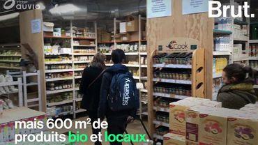 Bees Coop, un supermarché bio, coopératif et participatif